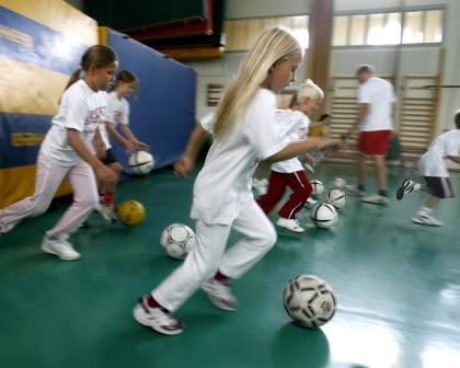 Fotboll Inomhus GIH