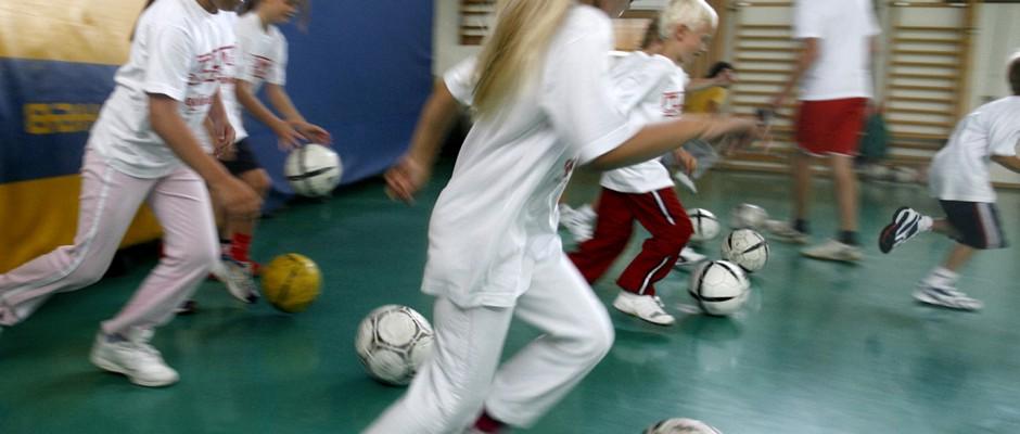 Nu startar fotbollen!